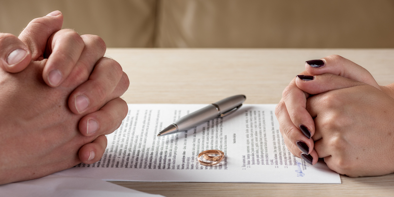 Non-Compliance Divorce Decrees